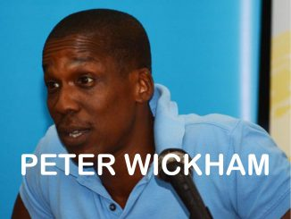 Peter Wickham gets biased for Timothy Harris